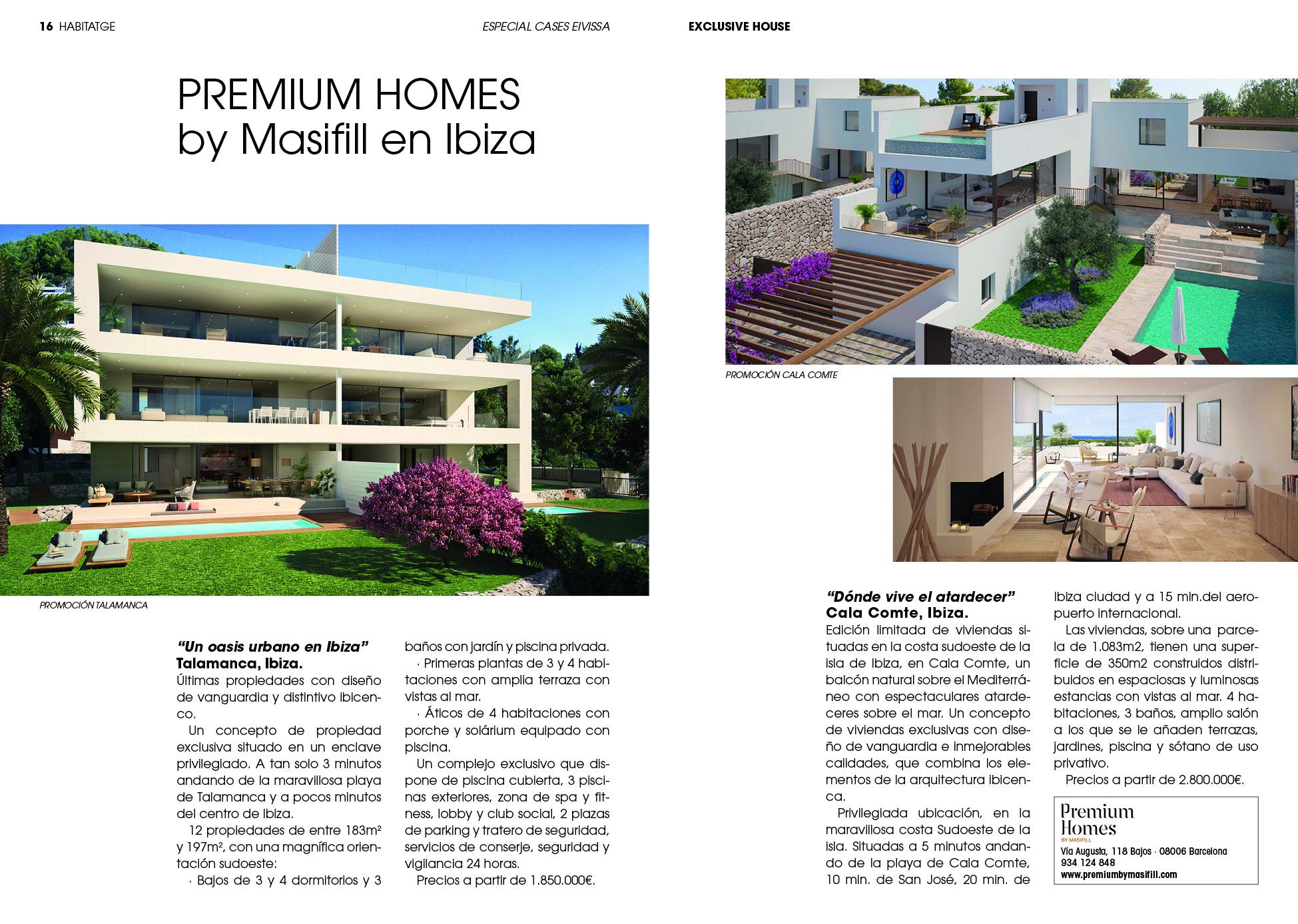 P16 17 Eivissa Masifill Exclusive House Hs Abril 2018